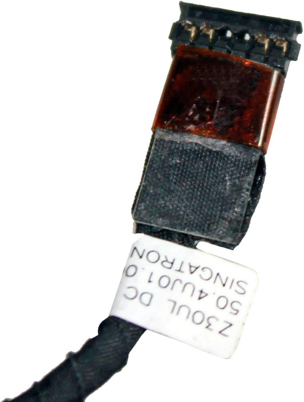 Gintai DC in Power Jack W//Cable Socket Plug Port Replacement for Sony T13 SVT13 Z30UL 50.4UJ01.001