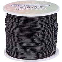BENECREAT 1 mm 100m Cordón Elástico Hilo