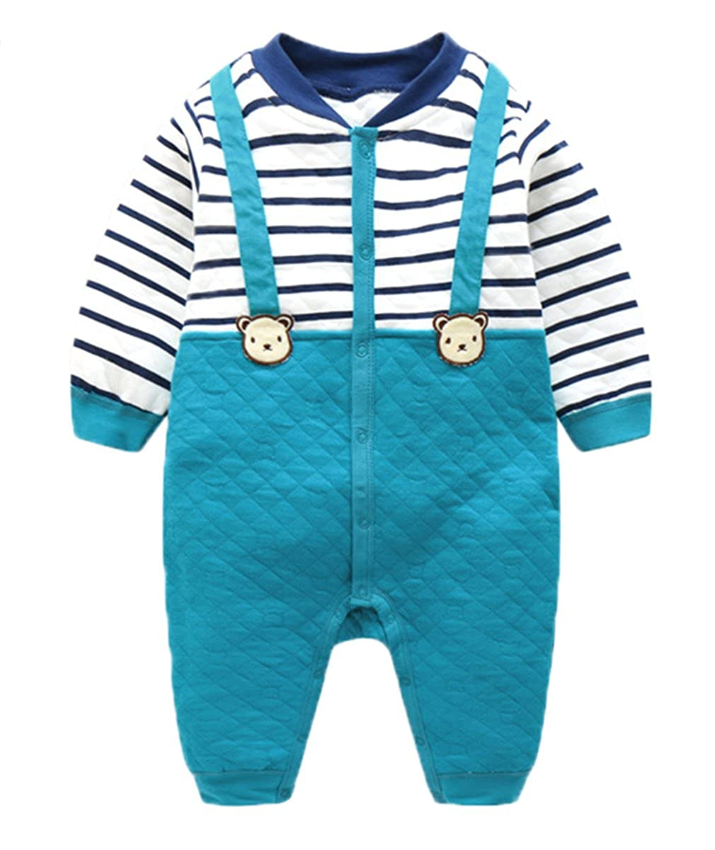 La Vogue Pelele Bebé Niño Niña Traje Camisa para Primavera ...
