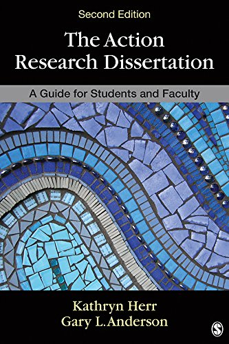 Download The Action Research Dissertation: A Guide for Students and Faculty Pdf