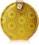 Stephanie Johnson Snap Mirror, Mumbai Yellow