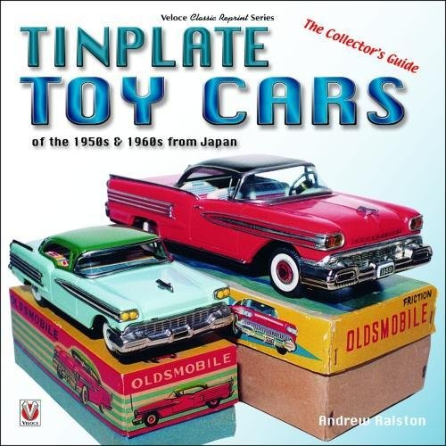 Tinplate Toy Cars of the 1950s & 1960s from Japan: The Collector's Guide (Classic Reprint) - Antique Collector Plates
