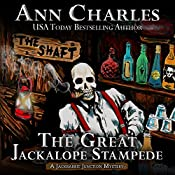 The Great Jackalope Stampede: A Jackrabbit Junction Mystery, Book 3 | Ann Charles