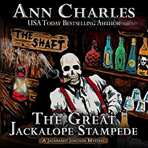 The Great Jackalope Stampede Audiobook