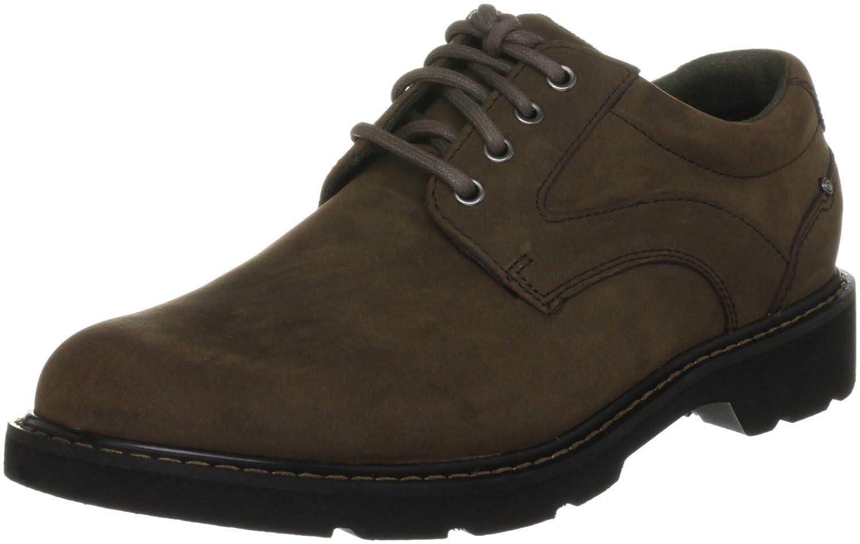 TALLA 40 EU. Rockport Plainfield Pine Charlesview K71052 - Zapatos clásicos de Cuero para Hombre
