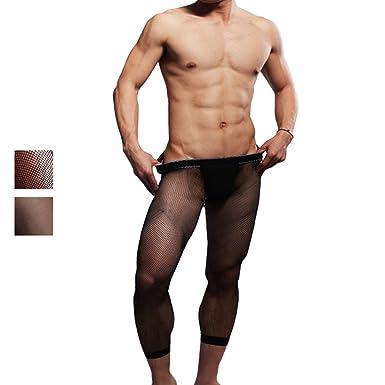 Men fishnet pantyhose pics