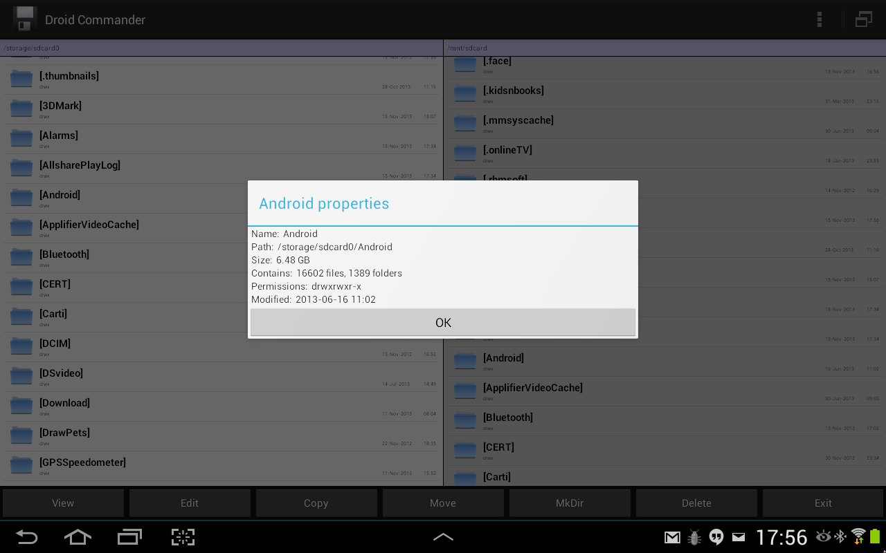 Amazon com: Droid Commander Free: Appstore for Android
