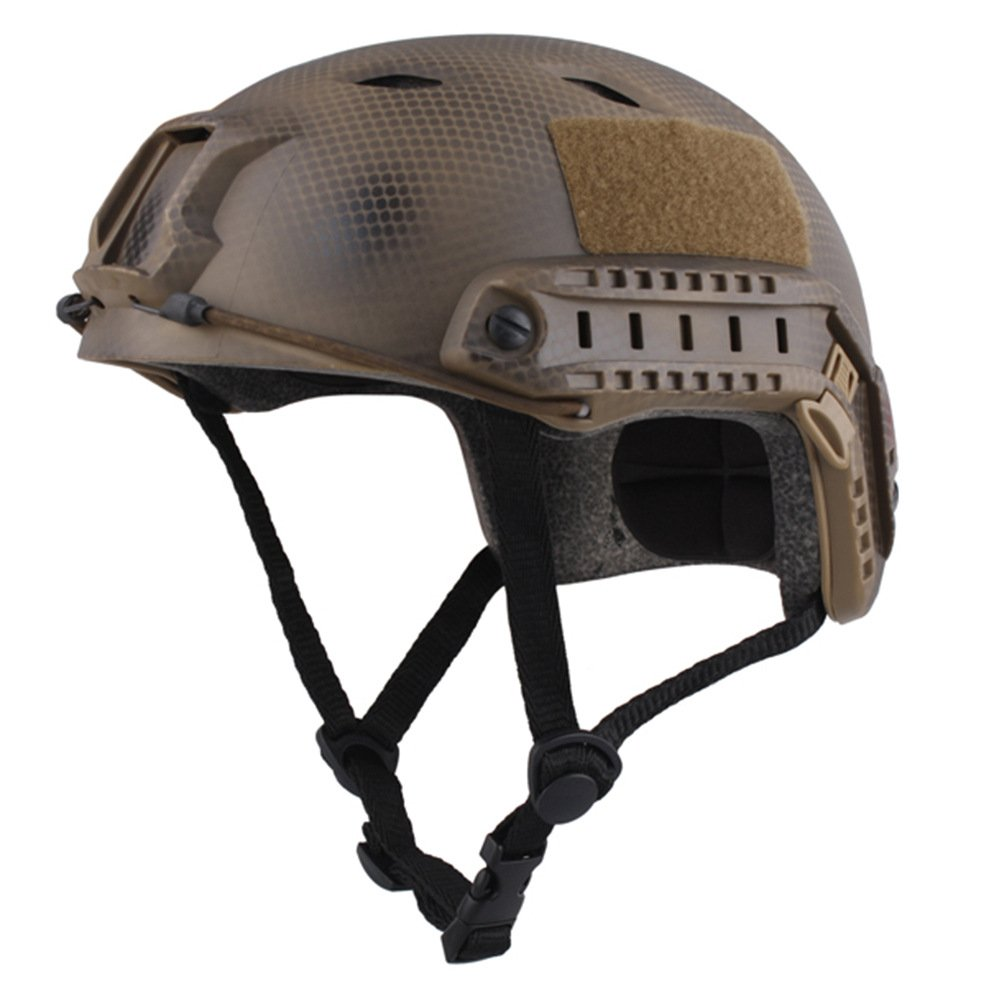 EMERSONGEAR Fast Base Jump BJ Version Sports Military Tactical Airsoft Helmet (Seal) by EMERSONGEAR