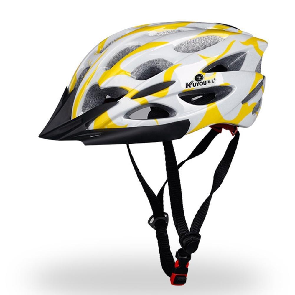 Rennrad-Sicherheits-im Freiensport-Sturzhelm-justierbares Größen-leichtes Breathable-bequemes Gewicht 240g 57-62CM