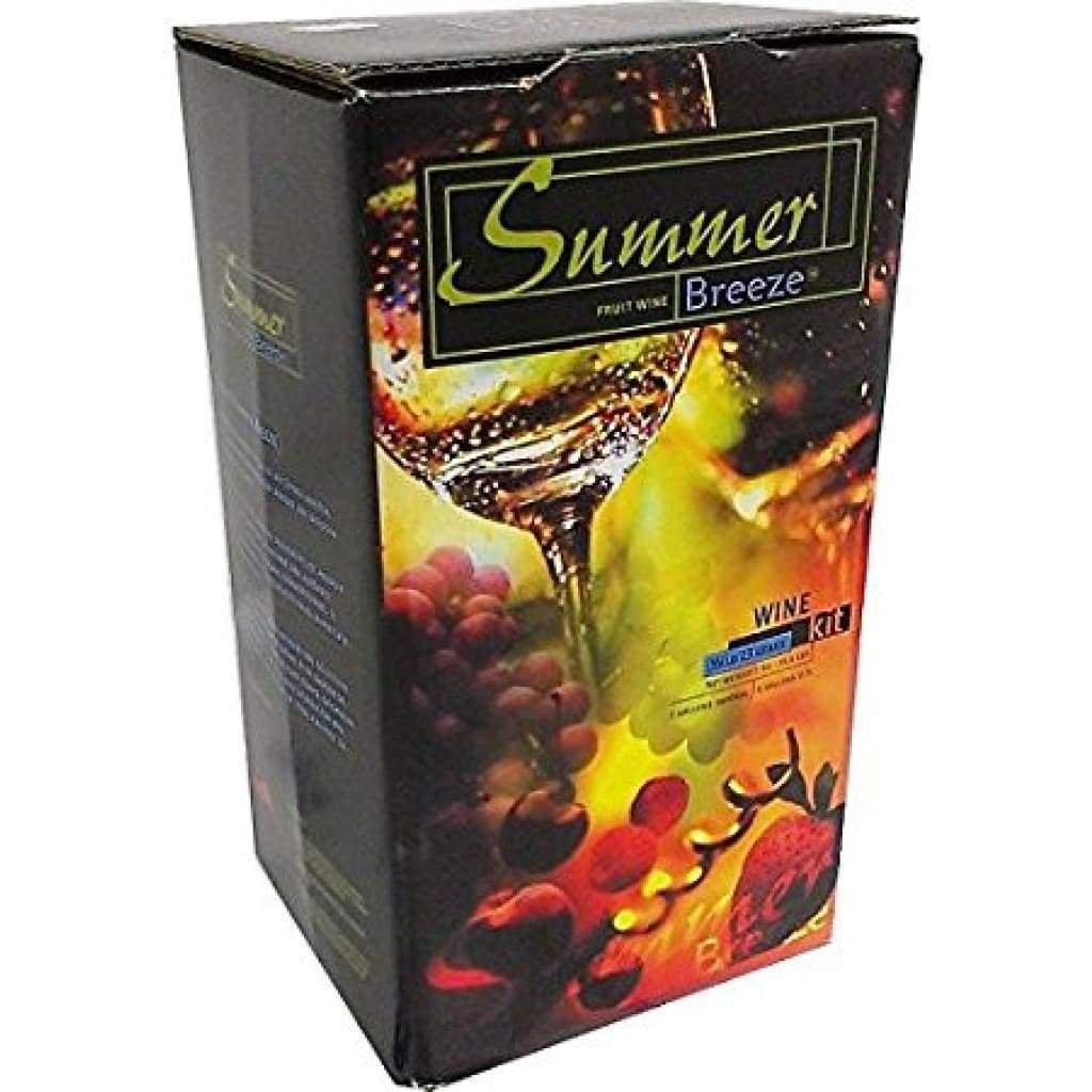 Blackberry Cherry Noir Summer Breeze Wine Kit (7kg)