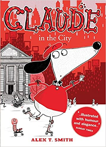 Image result for claude in the city colouring