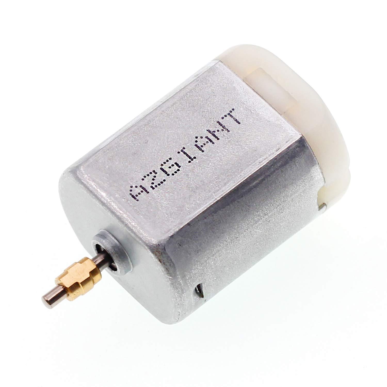 Power Locking Repair Engine Replaces for Toyota Lexus Brass Collar Shaft AZGIANT 10mm FC-280PT-22125 Central Door Lock Actuator Motor