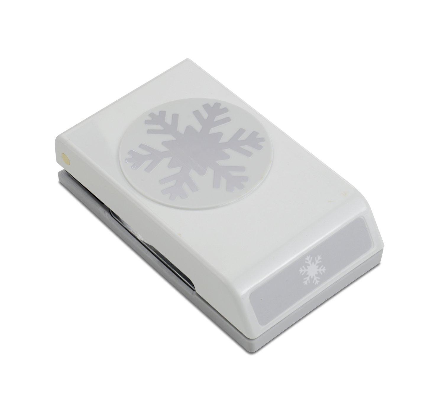 EK Tools Paper Punch, Large, Snowflake, New Package