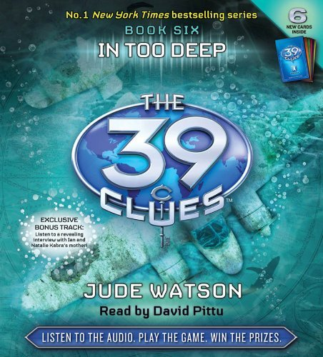 the 39 clues book 3 - 8