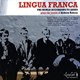 Lingua Franca by World According to James (2009-09-15)