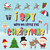 I Spy With My Little Eye - Christmas: Can You Find Santa, Rudolph the Red-Nosed Reindeer and the Snowman? | A Fun Search…
