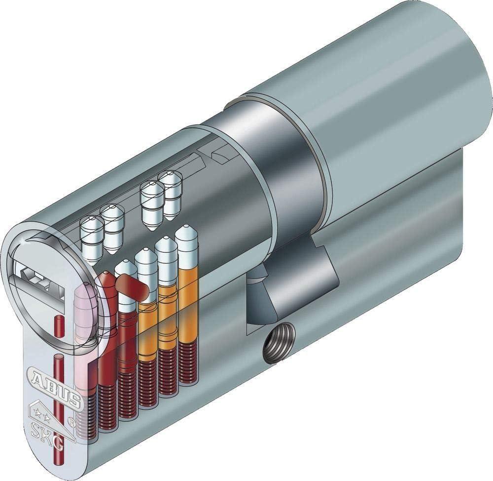 ABUS türzylinder XP20S profile cylinder with 3 keys 35-40mm B//SB-NEW