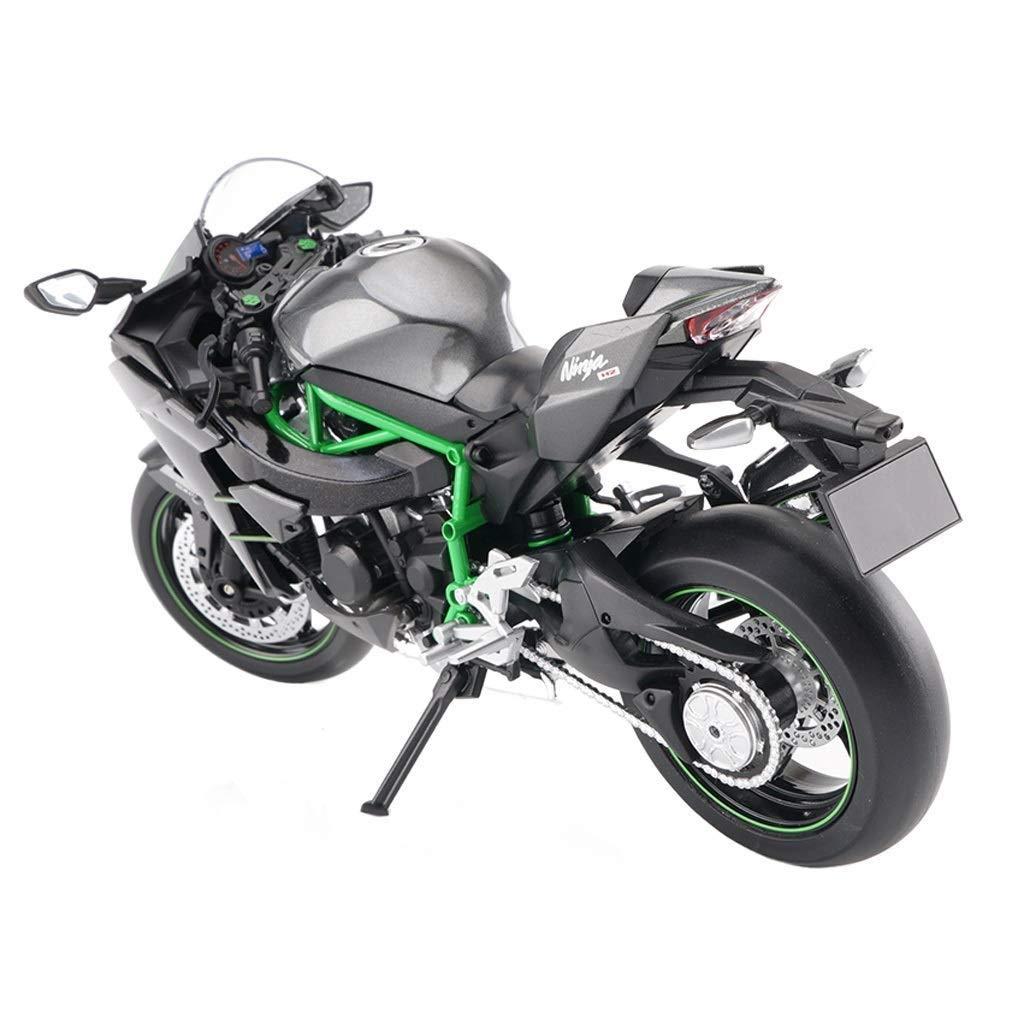 Amazon.com: NY YN Modle - Modelo de motocicleta de escala 1 ...