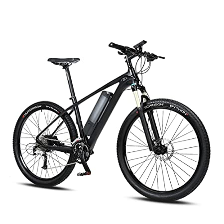 Gtyw Electric Carbon Fiber Bicycle Mountain Bicycle 27 5 Inch