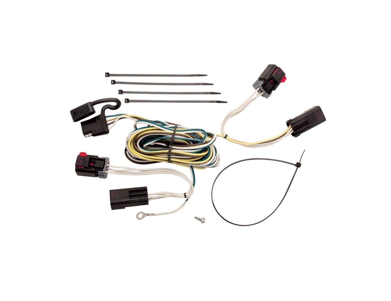 amazoncom tekonsha 118300 t one connector assembly automotive