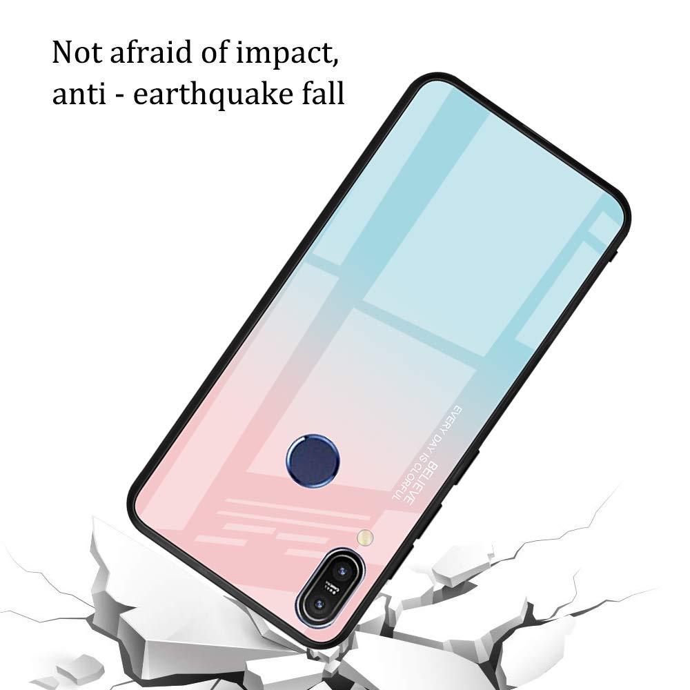 A8 Oihxse H/ülle ersatz f/ür Galaxy A20 H/ülle Silikon Ultra D/ünn Handyh/ülle Durchsichtig Antikratz 360 /° Komplettschutz,Geh/ärtetem Glas R/ückseite mit Soft Slim Rahmen Bumper Shell f/ür Galaxy A30