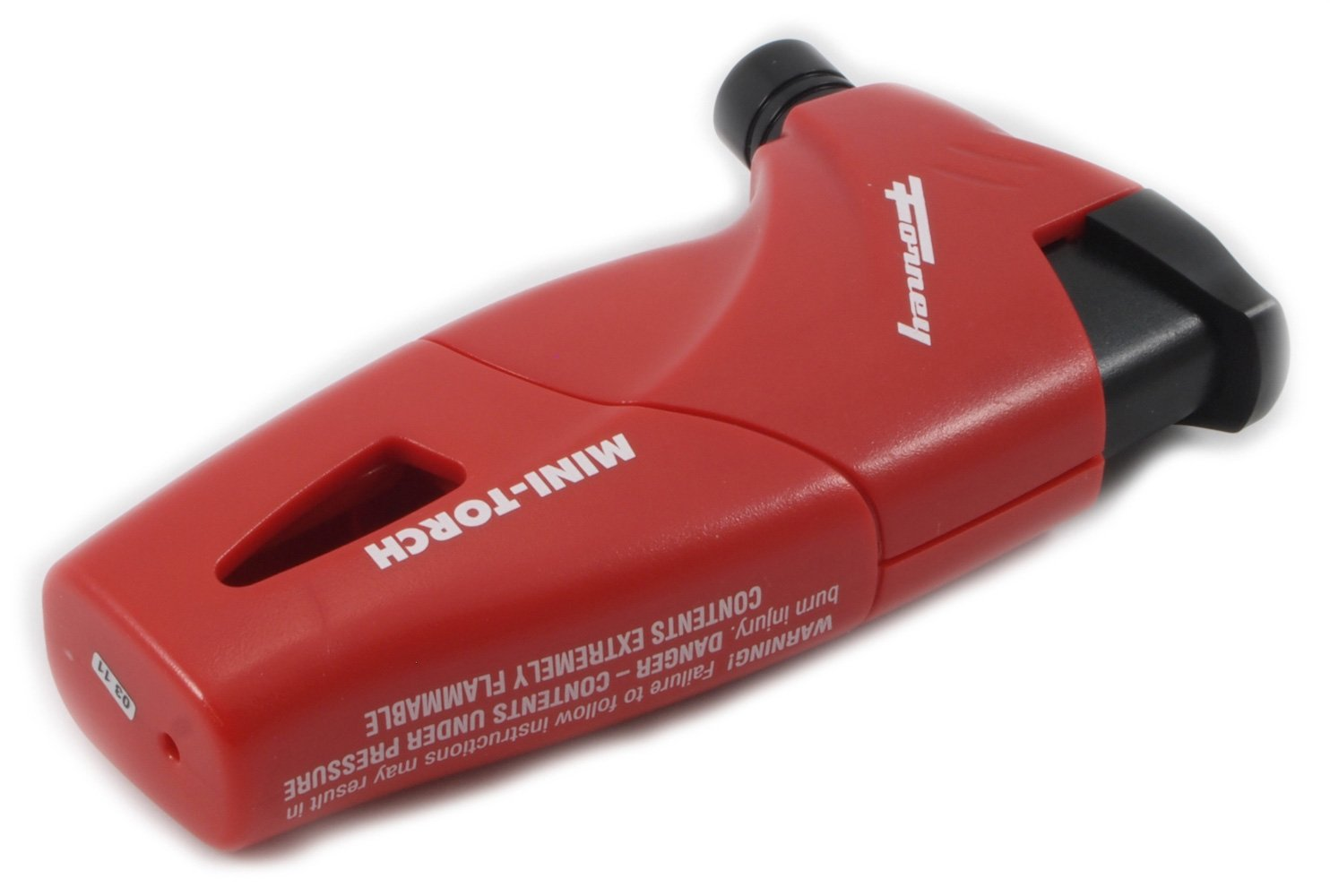 Forney 54823 Butane Mini Torch with Adjustable Flame