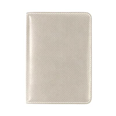 Brisper leather Passport Cover Holder Case Leather Protector for Men Women Kid best