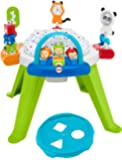 MATTEL FWY39 Fisher-Price 3-in-1 Spin and Sort Activity Center
