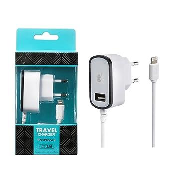 One Plus 801093 - Cargador Sector 2 en 1 con Cable Micro USB ...