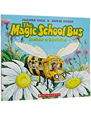 Inside A Beehive (The Magic School Bus)