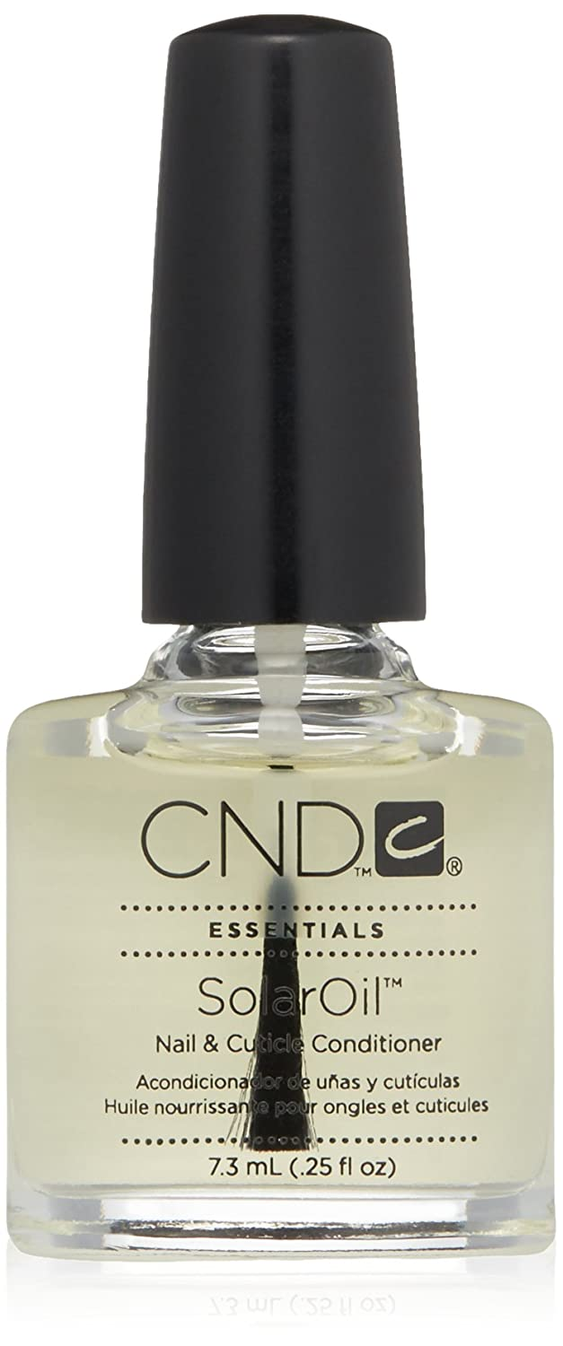 Creative Nail Design Solar Oil Nail and Cuticle Conditioner 7.3 ml Creative Nail Design Inc CND13016