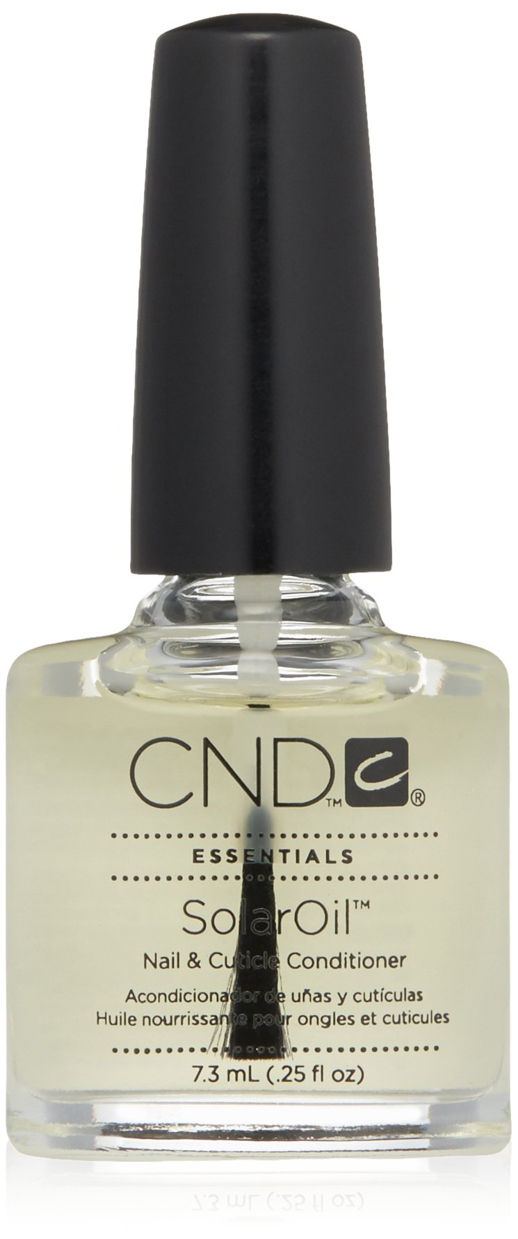 CND Essentials Nail & Cuticle Oil, Solaroil