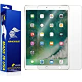 """ArmorSuit iPad Pro 10.5"""" (2017) Screen Protector MilitaryShield For iPad Pro 10.5"""" Lifetime Replacement Anti-Bubble Ultra HD Clear"""