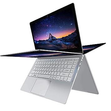 PC Convertible Ordenador Portátil 2-en-1 - Winnovo VokBook 13.3 Pulgadas FHD Pantalla