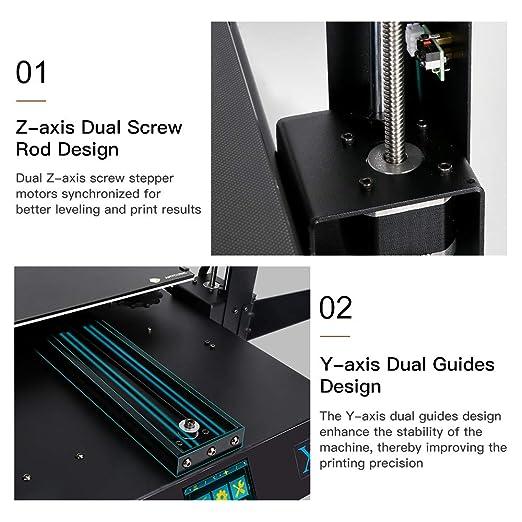 ANYCUBIC MEGA-X Impresora 3D FDM con Tamaño de impresión 300 x 300 ...