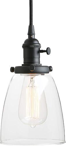 Pathson Industrial Glass Pendant Lighting