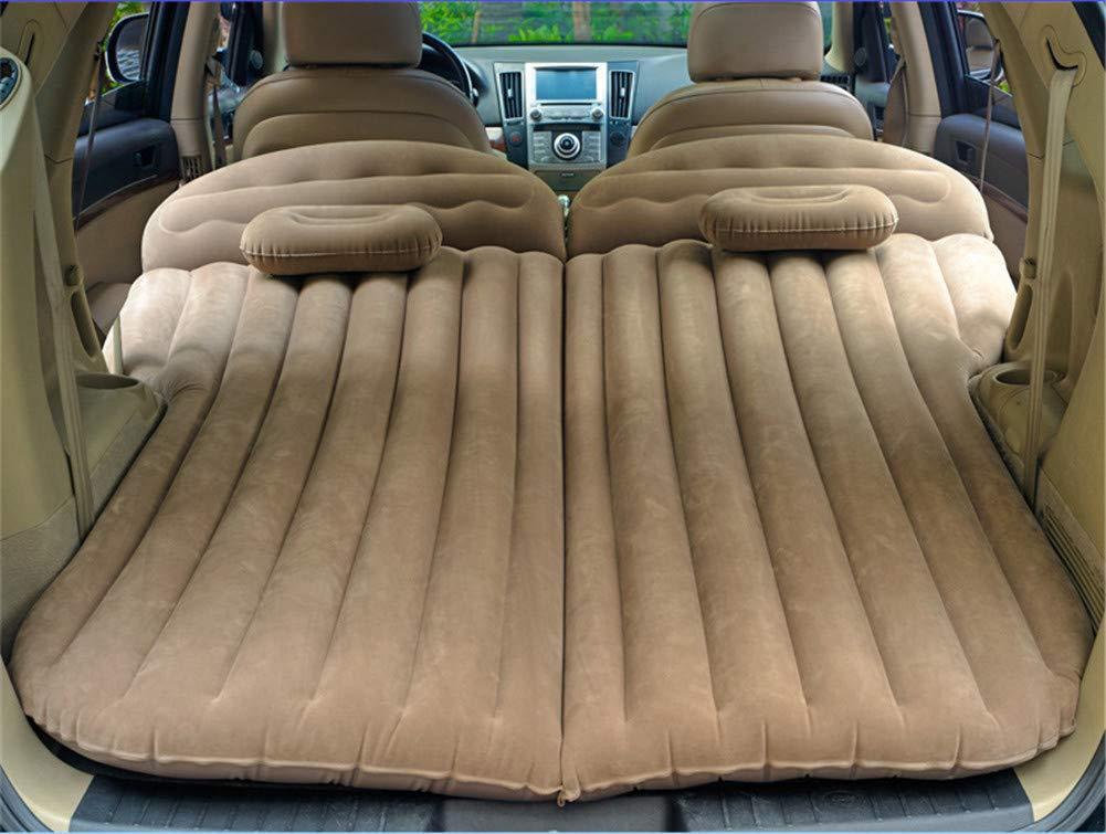 Yxmxxm Auto Luftmatratze SUV Luftmatratze Reise Multifunktionale Mobile Aufblasbare Campingbett,1