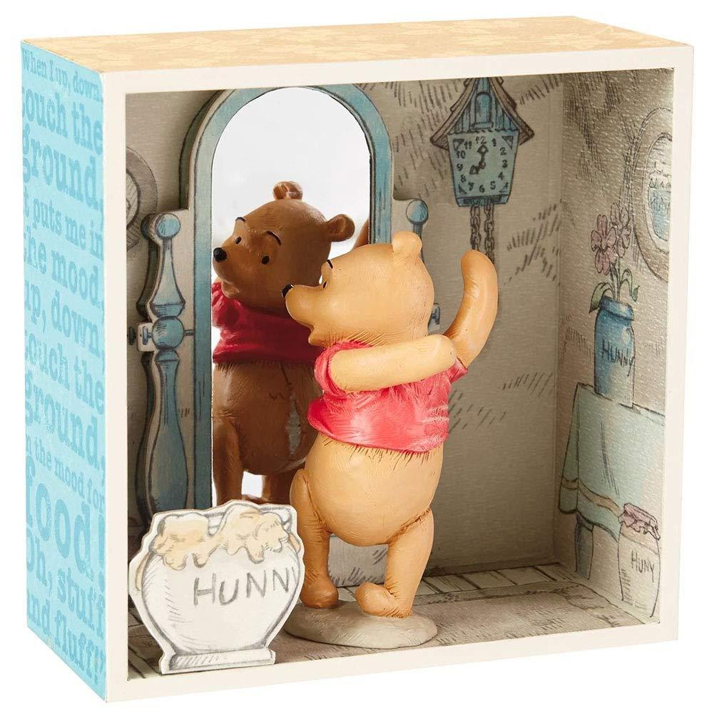 Hallmark Winnie the Pooh Exercise Time Shadow Box by Hallmark