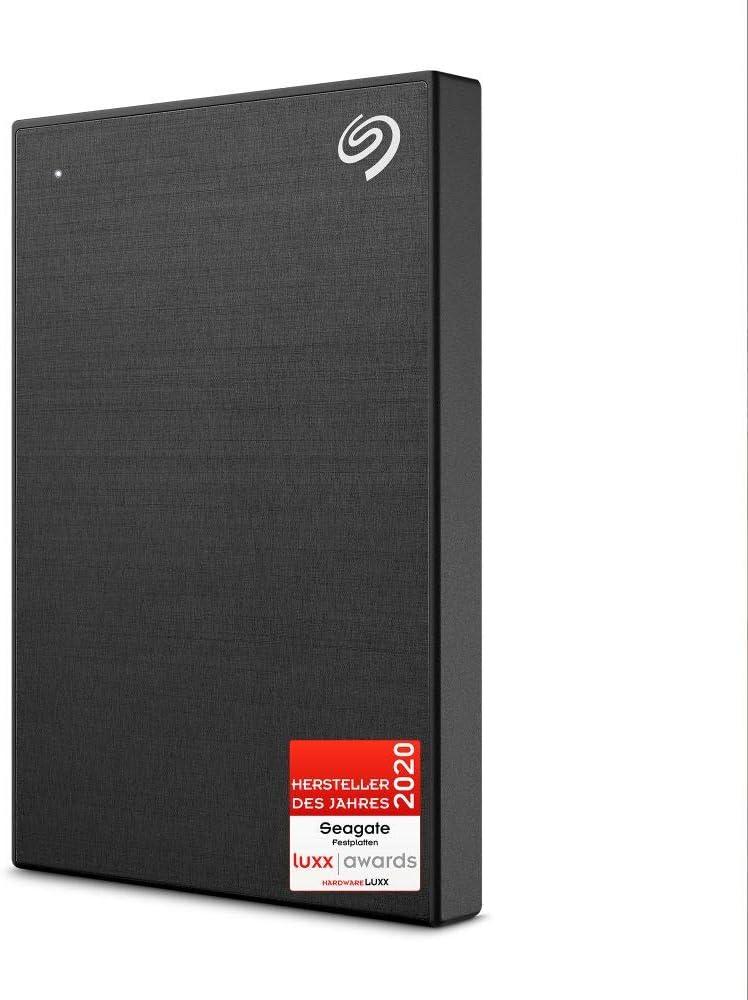 Seagate One Touch Tragbare Externe Festplatte 2 Tb Pc Computer Zubehör