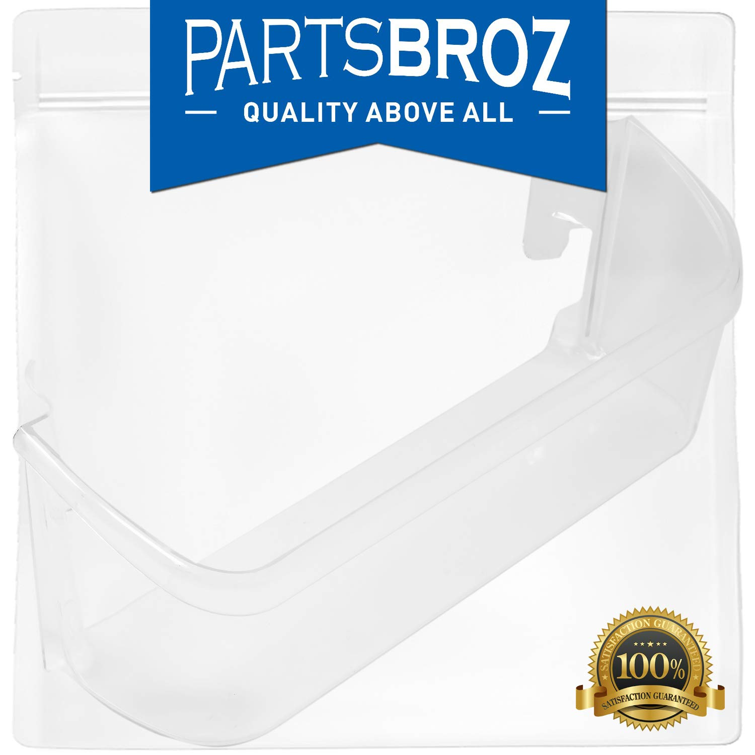 240323002 Refrigerator Door Bin Shelf for Frigidaire & Kenmore Fridges by PartsBroz - Replaces Part Numbers AP2115742, 240323005, 240323006, 240323009, 240323010, 890955, AH429725, EA429725, PS429725