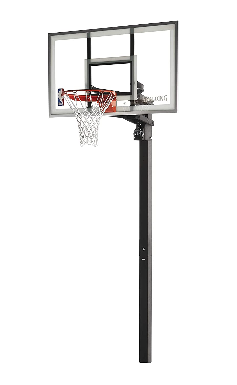 Spalding NBA de Baloncesto Sistema - 60 Aluminio Cristal ...