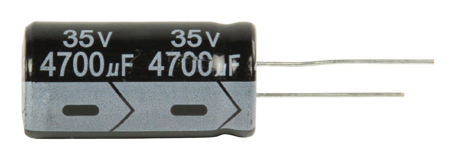 Fixapart - Ra.Electr. Capac. 4700Uf 35 V 105° 4700/35PHT