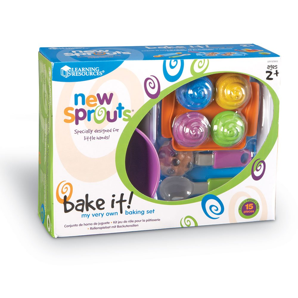 Learning Resources New Sprouts Bake It!, 15 Pieces by Learning Resources (Image #5)