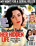 People March 7, 2016 Elizabeth Taylor Her Hidden Life