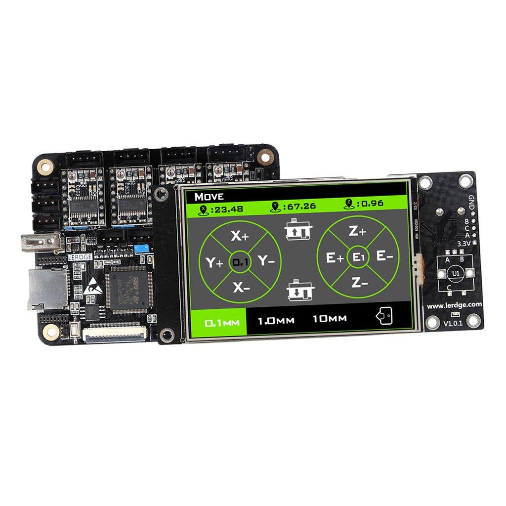 Almencla 8825 - Controlador de Partes para impresoras 3D: Amazon ...