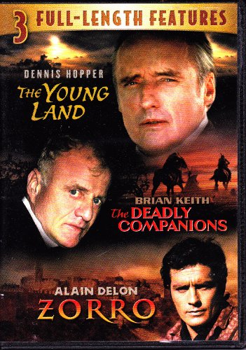 The Young Land / The Deadly Companions / Zorro