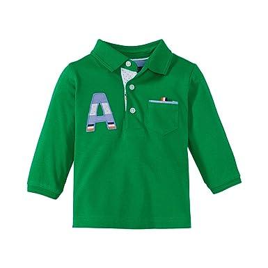 Mayoral - Polo - para bebé niño verde 86 cm: Amazon.es: Ropa y ...