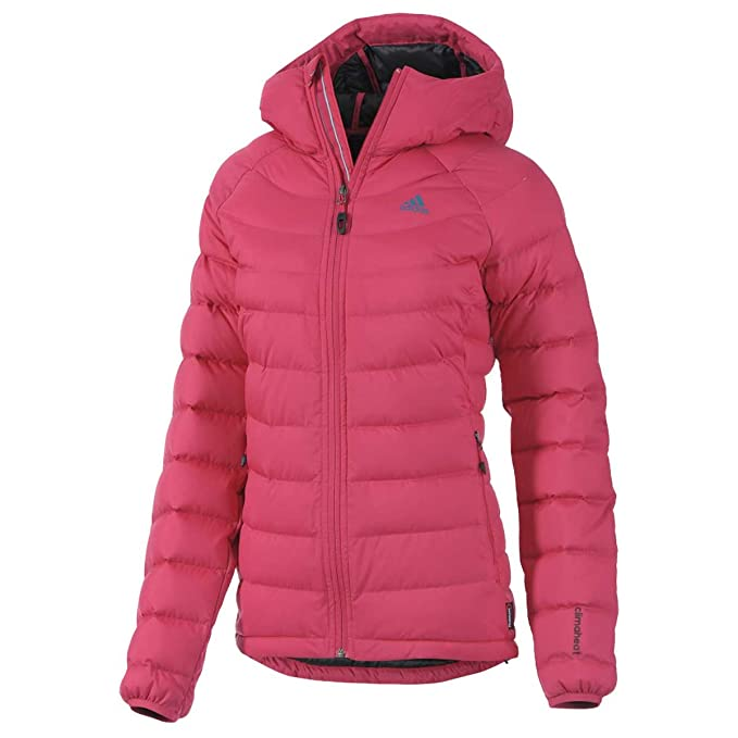 adidas Outdoor Terrex Swift Climaheat Frost Jacket - Women's Vivid Berry -  Small