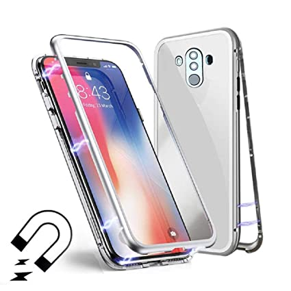 best sneakers d8389 1d8b4 Amazon.com: Sycode Magnetic Case for Huawei Mate 10 Pro,Magnet Cover ...