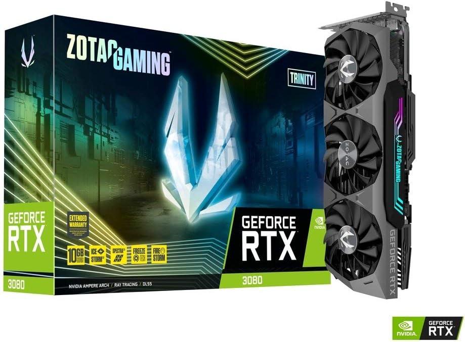 Zotac Gaming Geforce Rtx 3080 Trinity Computer Zubehör